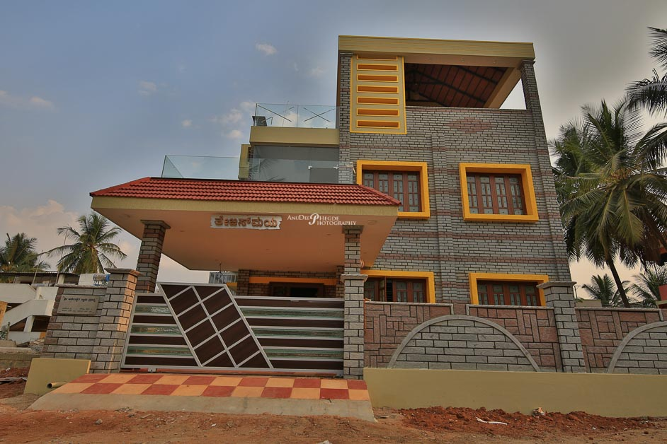 architecture photography - srishti concerns - anudeep hegde