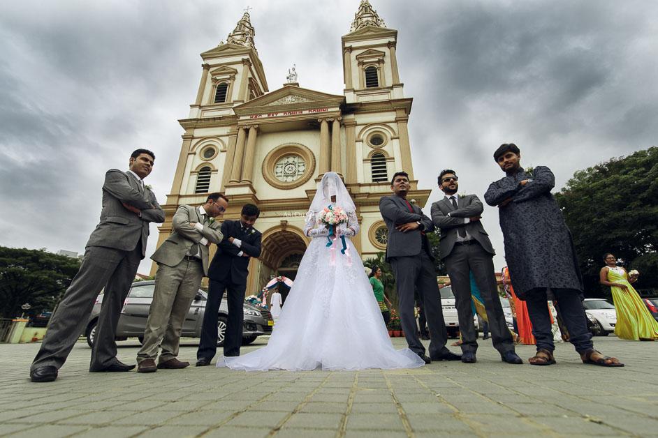 WEDDING PHOTOGRAPHY - BANGALORE