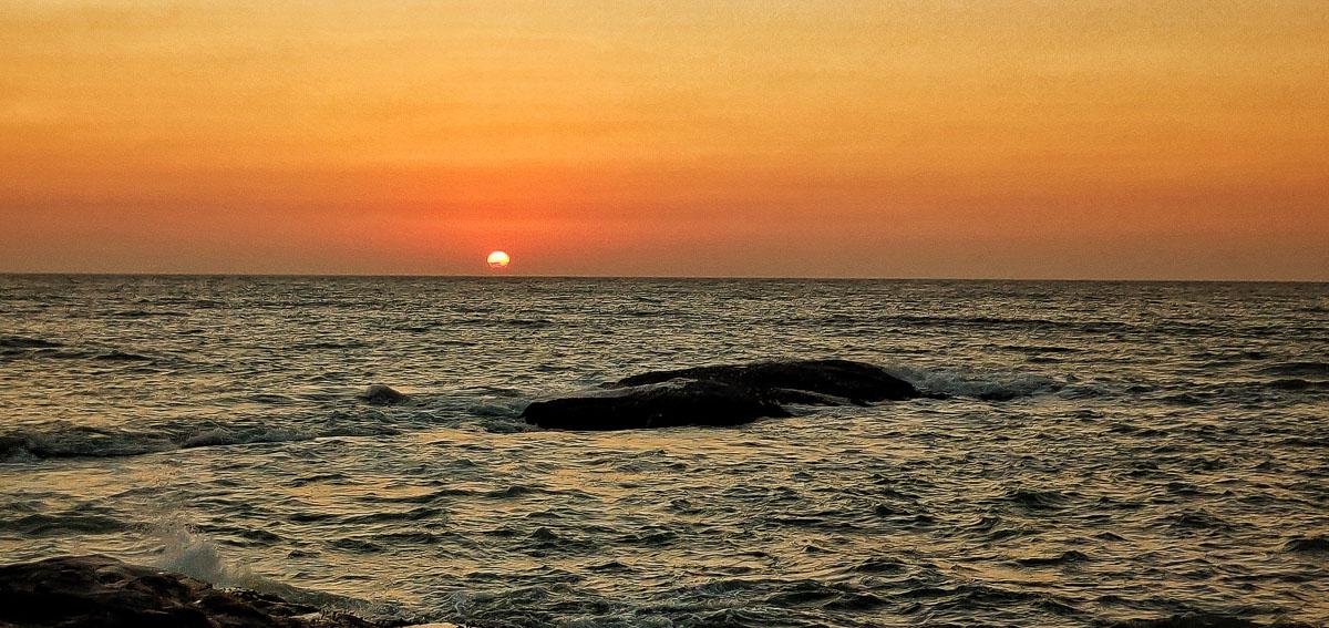 Sunset View - Mangalore