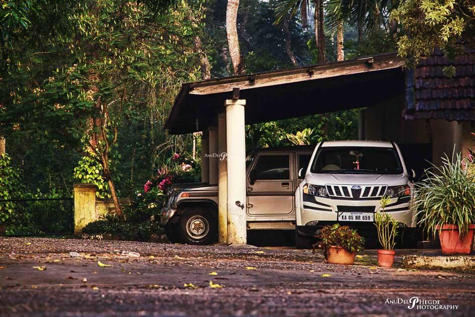 into the wild - Mahindra XUV 500