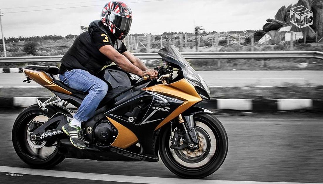 Suzuki gsxr 1000 - Goldtown Bikers