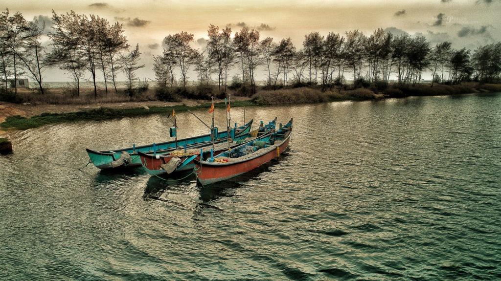 backwaters of kundapura