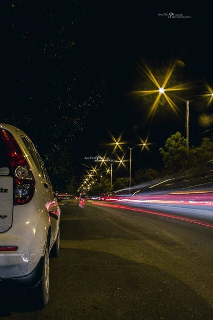 night life - bangalore - outer ring road