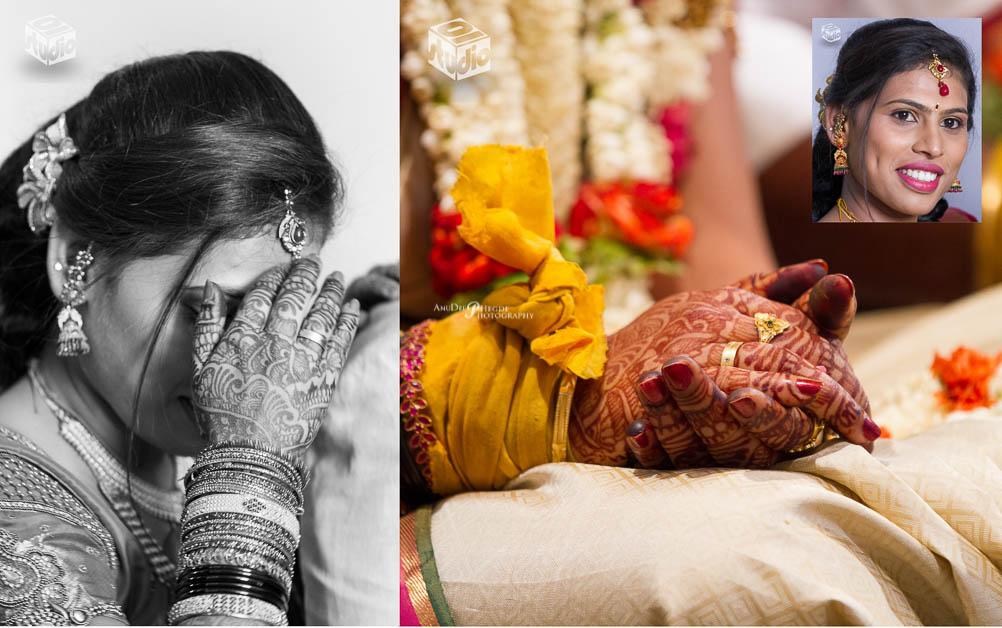 Wedding Photography - Anudeep Hegde