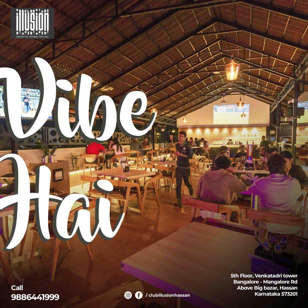 Digital-Marketing-Anudeep-hegde -Club Illusion - Hassan